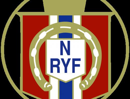 Informasjon fra NRYF: Unghest sprang