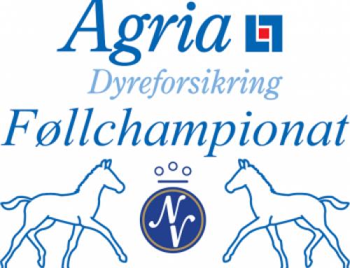 Kvalifiserte hester til Eliteskuet & Agria Føllchampionat 2018