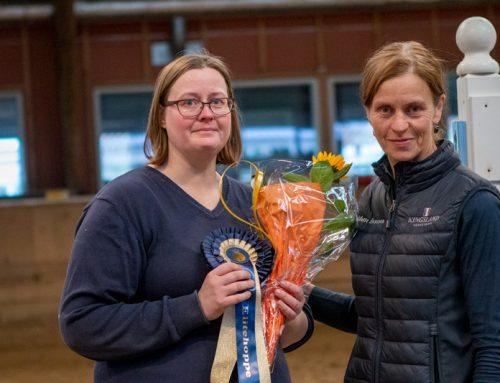 To nye elitehopper i Norsk Varmblod